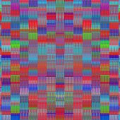 blue red green and pink plaid pattern