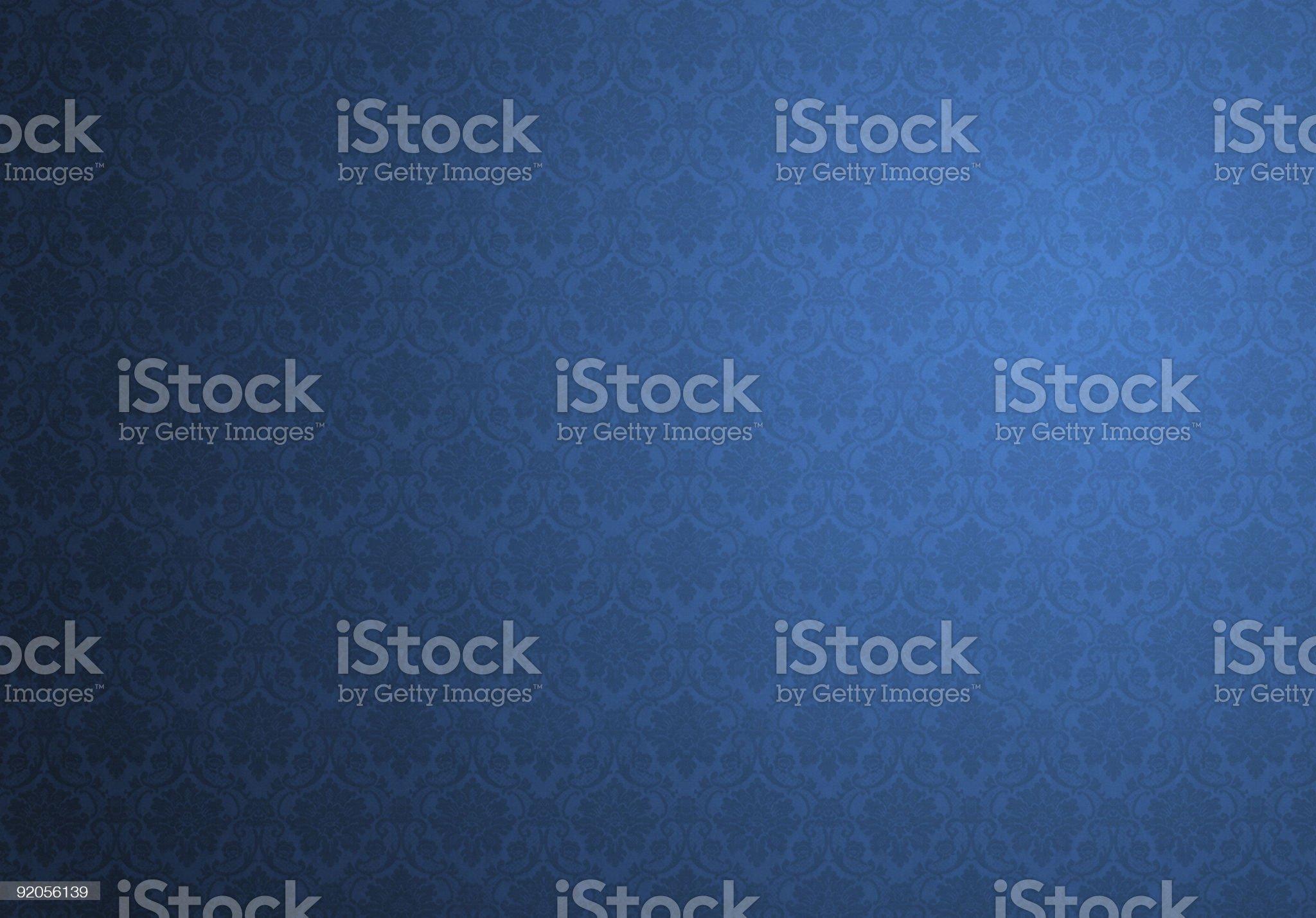Blue Retro Background royalty-free stock photo