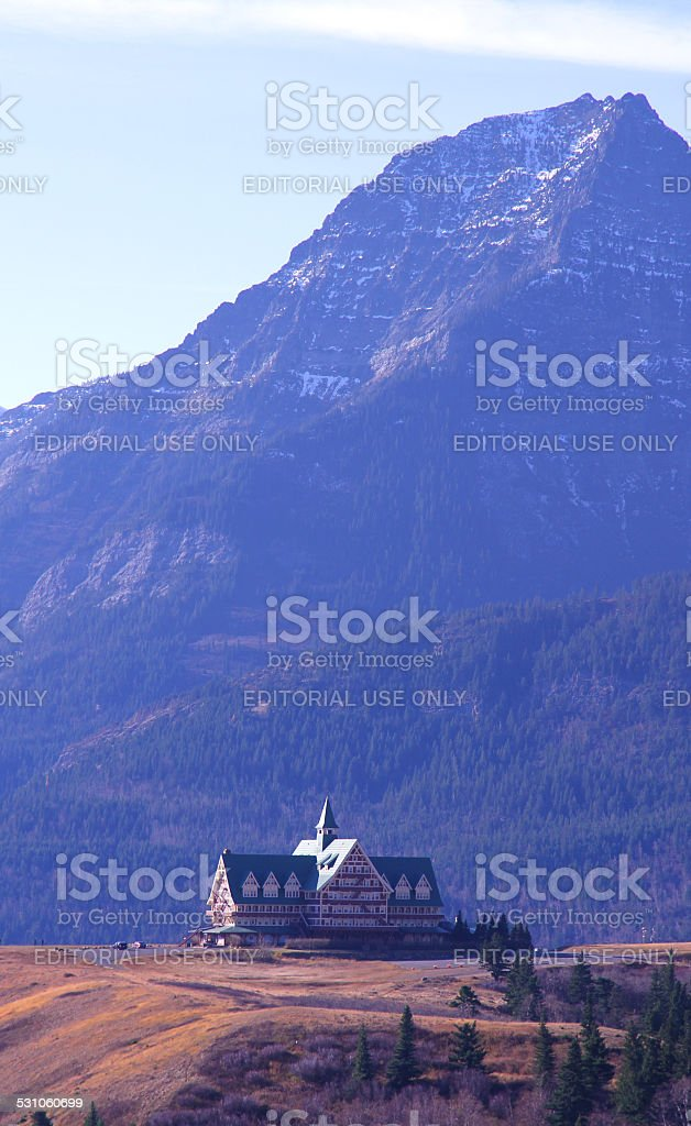 Blue Ridge stock photo