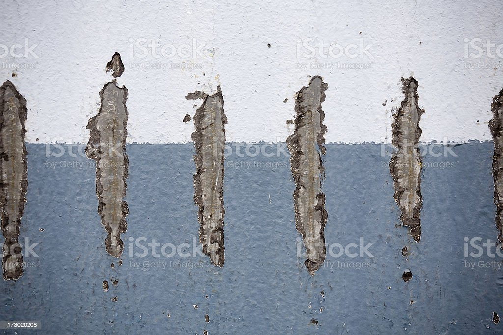 Blue rough background royalty-free stock photo