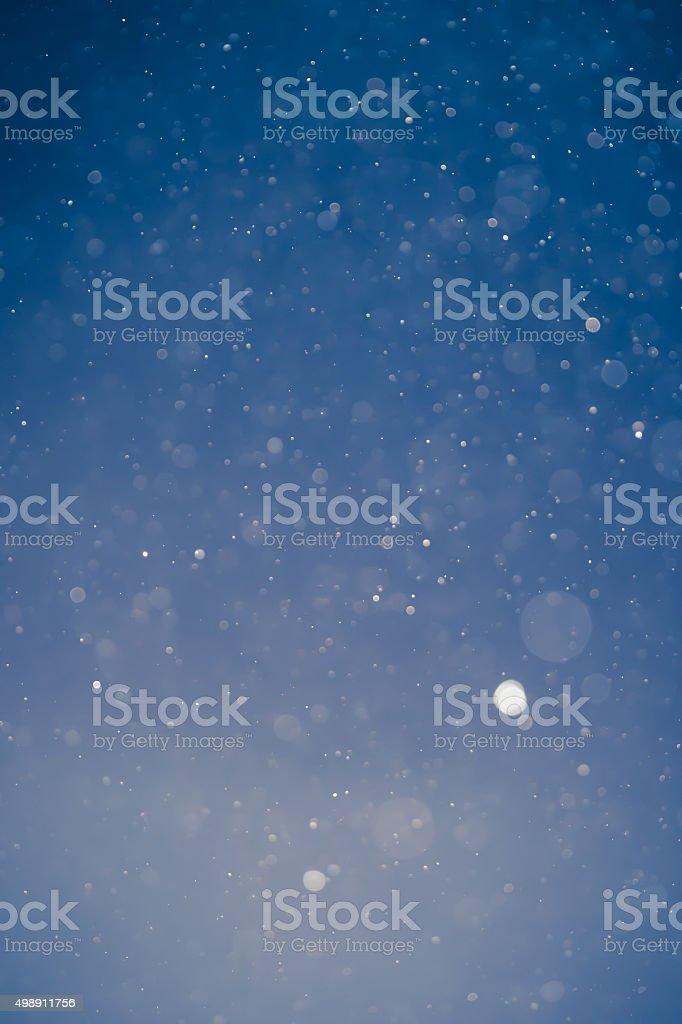 blue shiny background stock photo