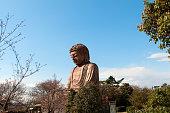 Blue Sky and Big Buddha