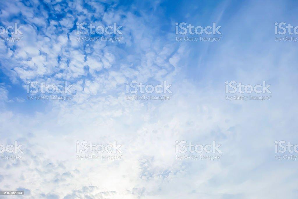 Azul sky foto de stock libre de derechos