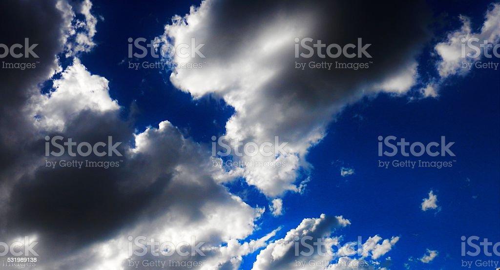 Cielo Azul stock photo