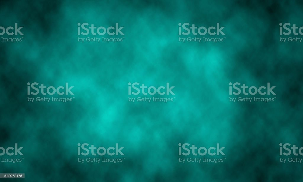 Blue smoke background. stock photo