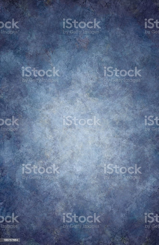 Blue Speckled Background stock photo