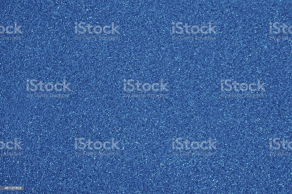 Blue Sponge texture stock photo