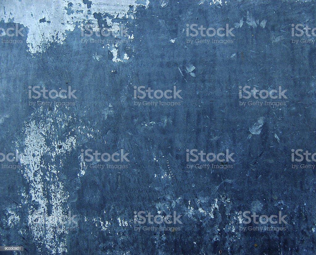 Blue Steel texture stock photo