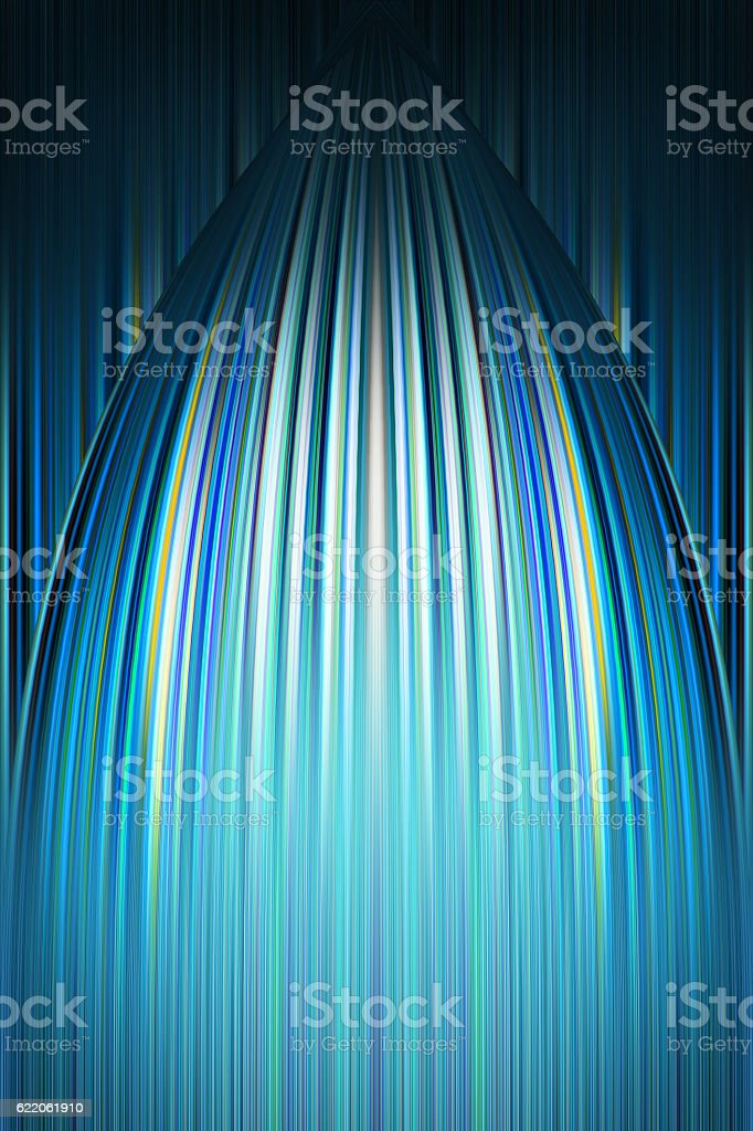 Blue Striped Technology Abstract Background stock photo