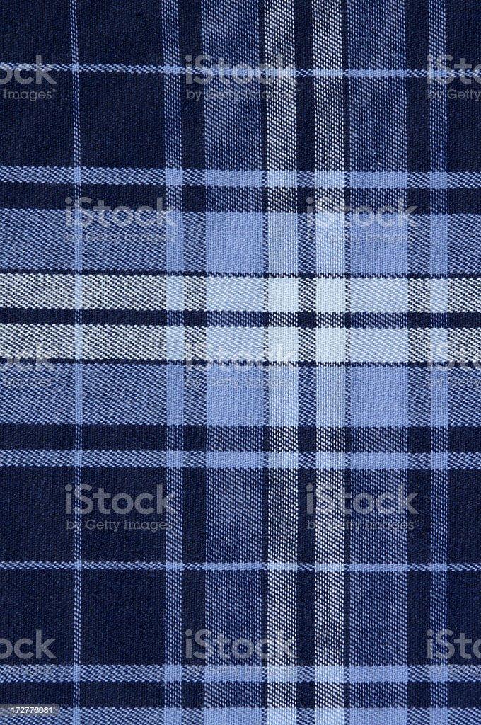 Blue Stripes royalty-free stock photo