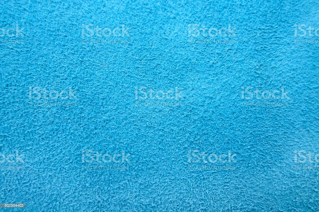 Blue Suede Background stock photo