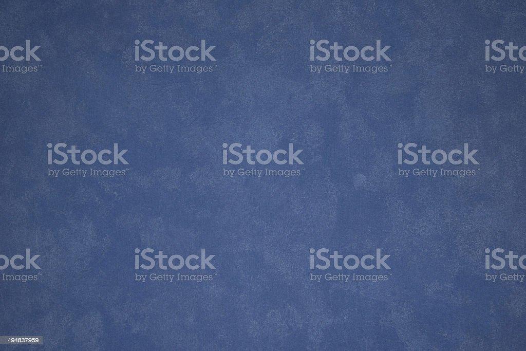 Blue Suede Paint Texture stock photo