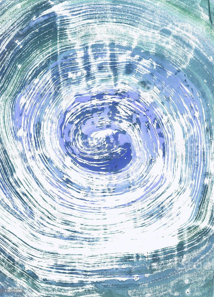Blue Swirl background texture stock photo