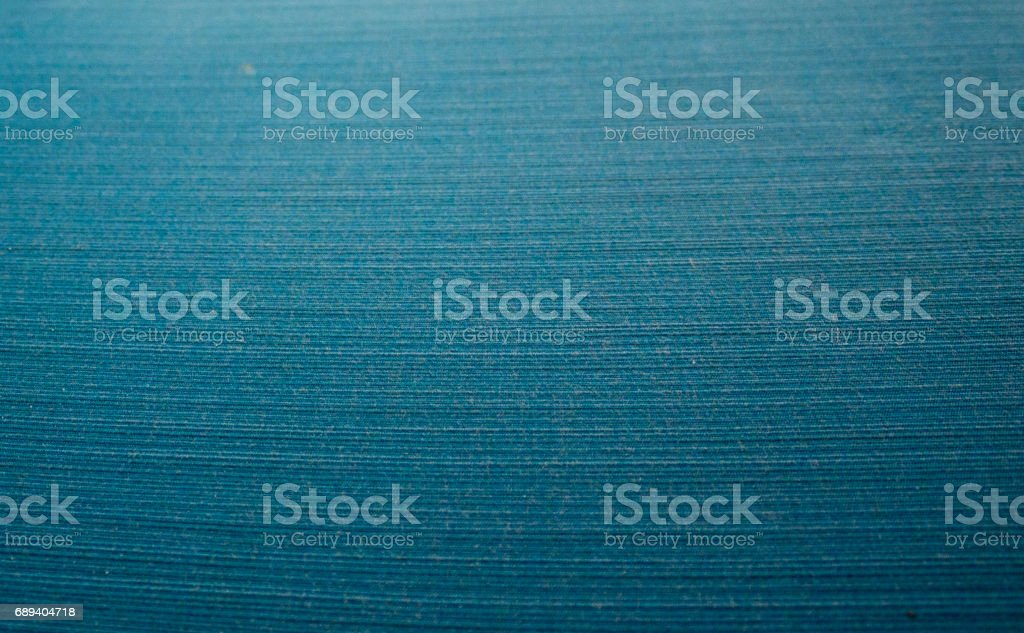 Blue synthetic fabric texture stock photo