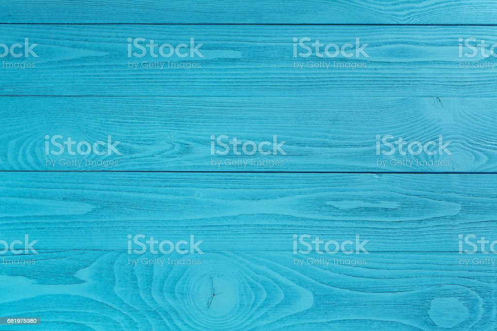 blue table stock photo