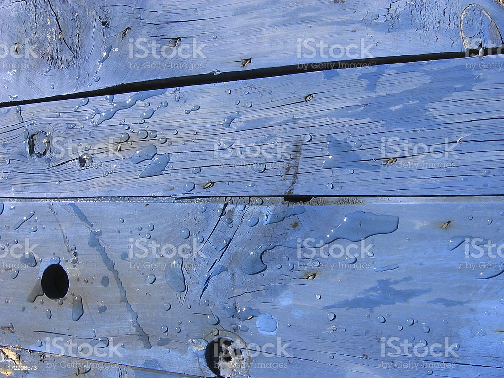 blue table top royalty-free stock photo