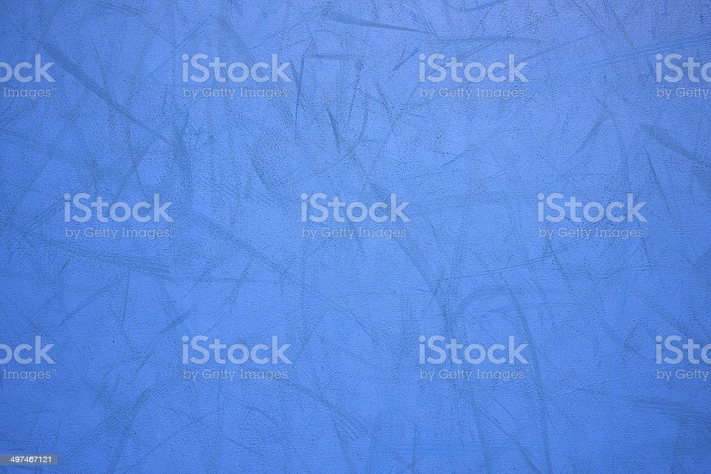 blue tennis court surface stock photo