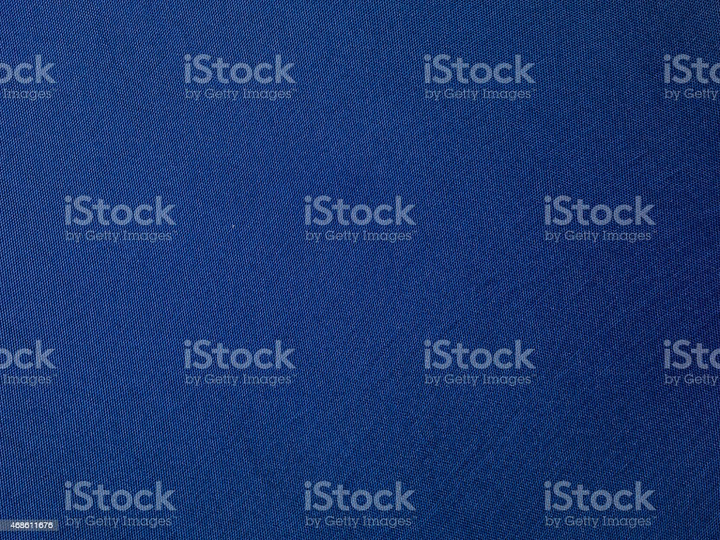 Blue textured background with denim pattern stock photo