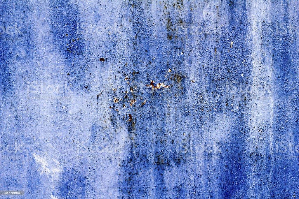 Blue textured grunge background royalty-free stock photo