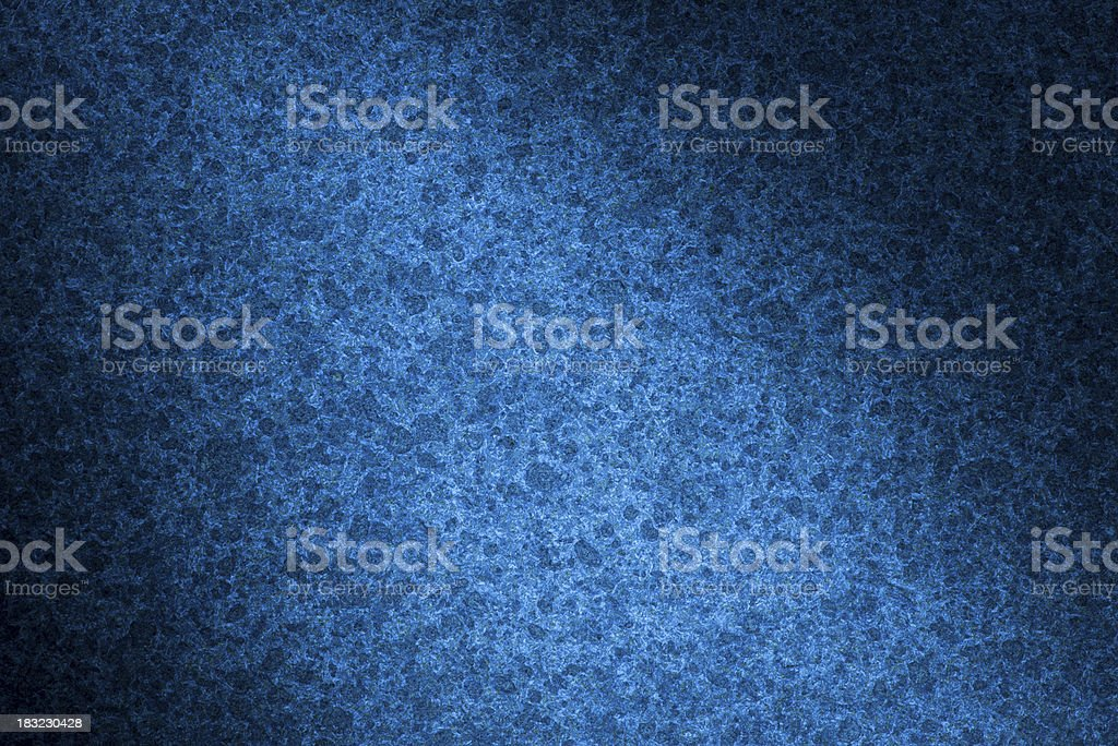 Blue textured metal background royalty-free stock photo
