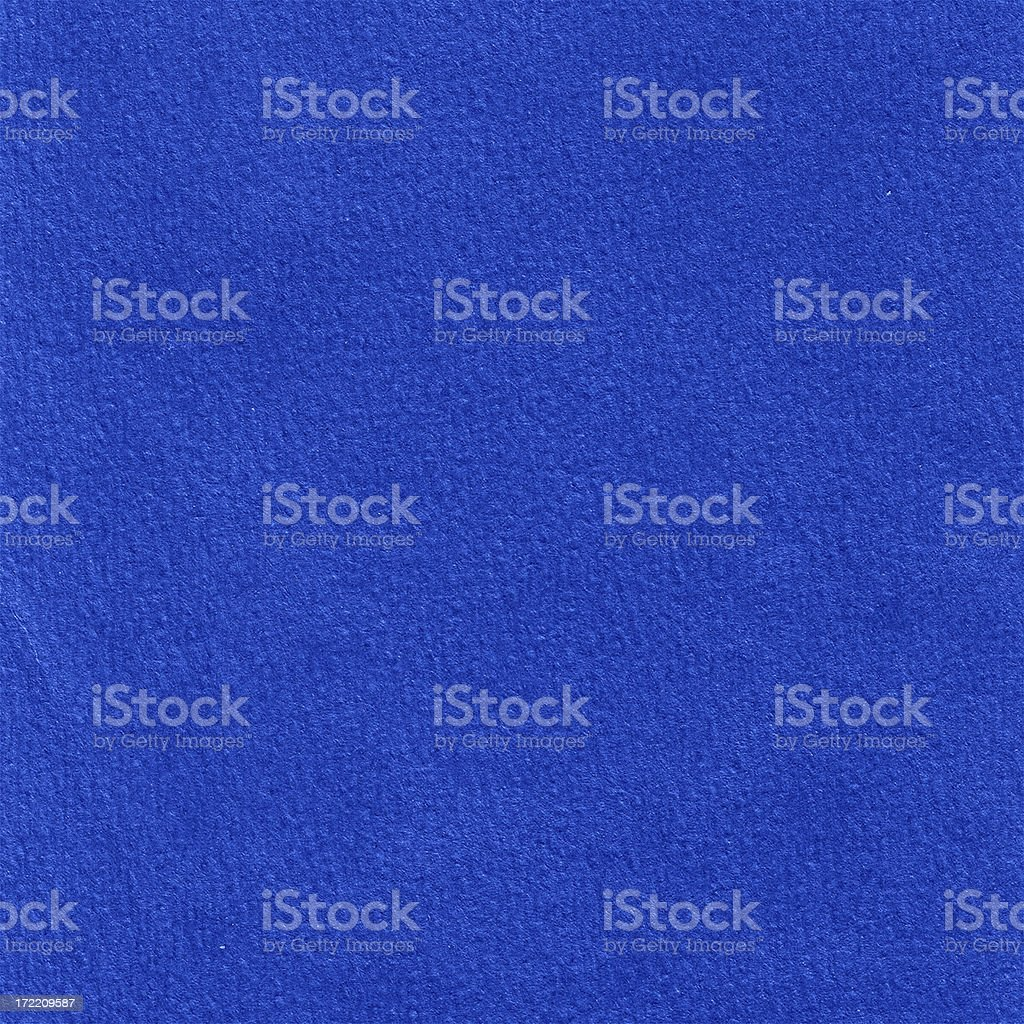 Blue Textured Paper royalty-free stock photo