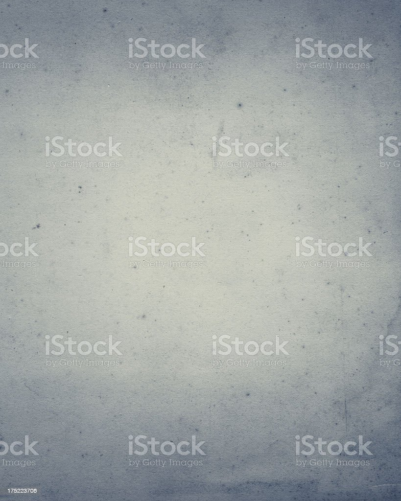 blue textured paper with vignette royalty-free stock photo