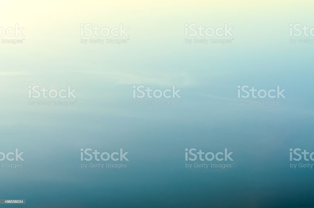 blue toned gradated abstract background stock photo