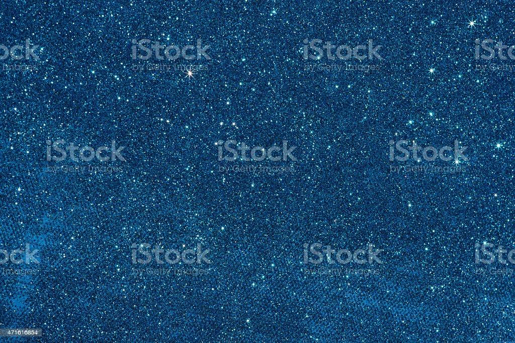 Blue universe. stock photo