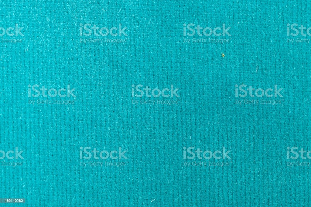 blue velvet fabric stock photo