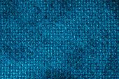 Blue vintage textile texture