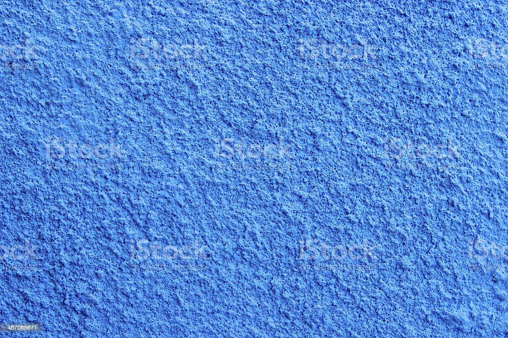 Blue Wall (XXL) royalty-free stock photo