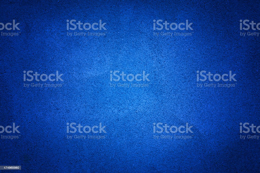 Blue Wall Texture stock photo