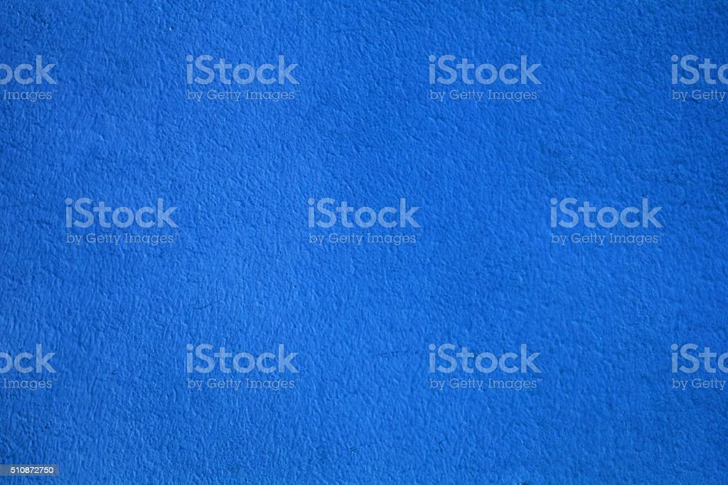 Blue Wall Texture - Stock image stock photo