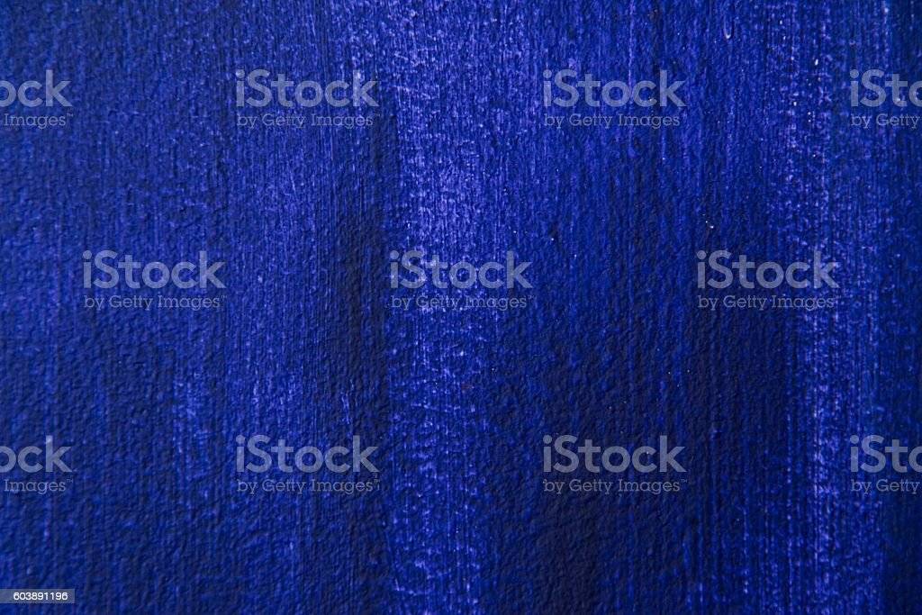 Blue wall texture use for background stock photo