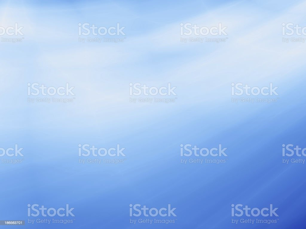 Blue wallpaper background stock photo