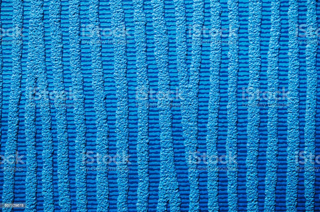 Blue wallpaper background with copy space stock photo