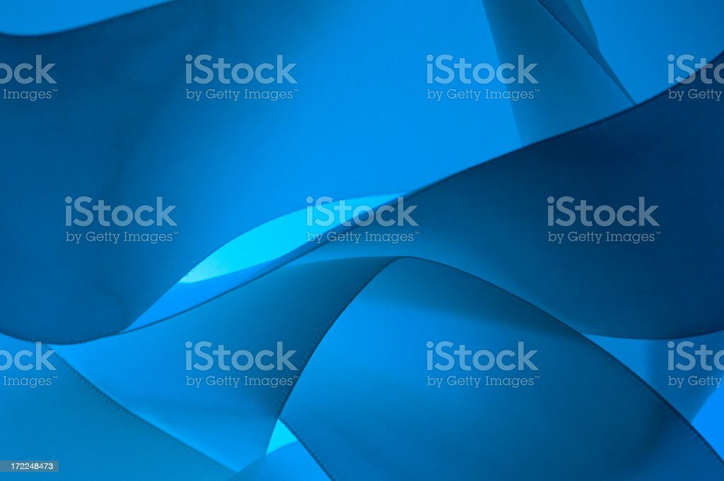 Blue waves abstract background 2 royalty-free stock photo