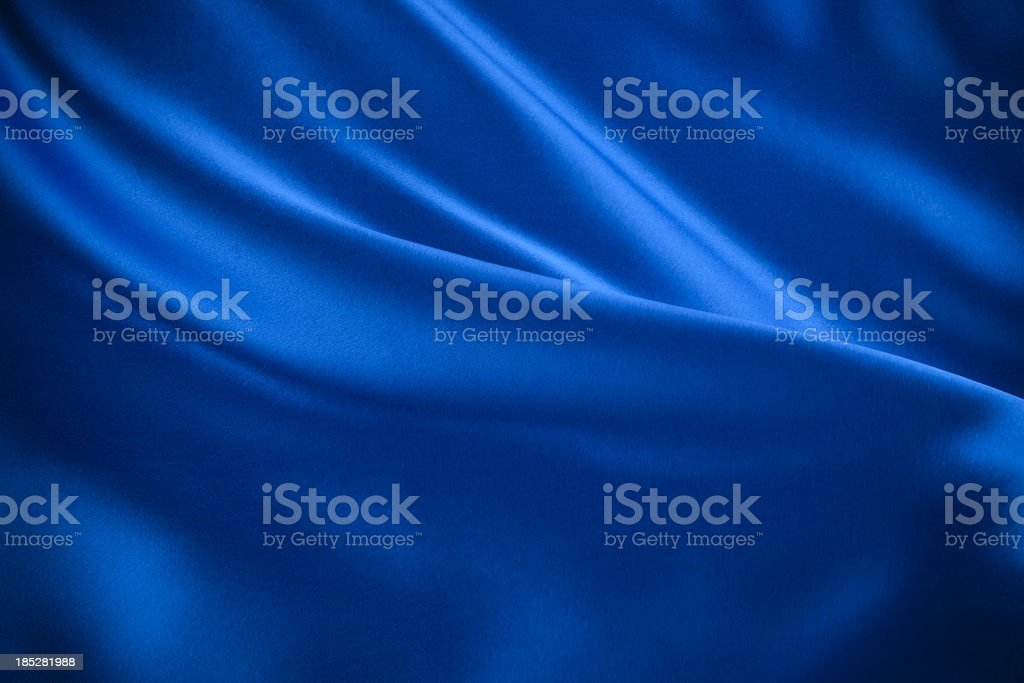 Blue Waves stock photo