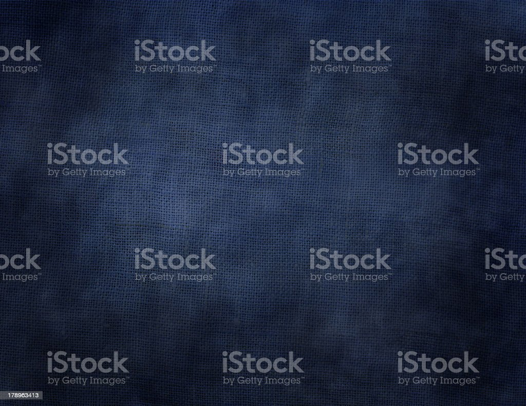 Blue weave textile pattern royalty-free stock photo