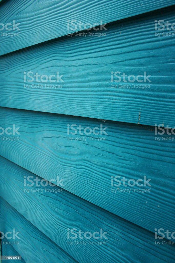 blue wood royalty-free stock photo