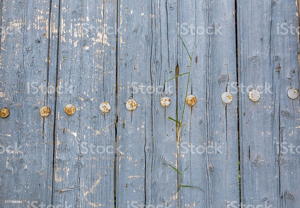blue wood royalty-free stock photo