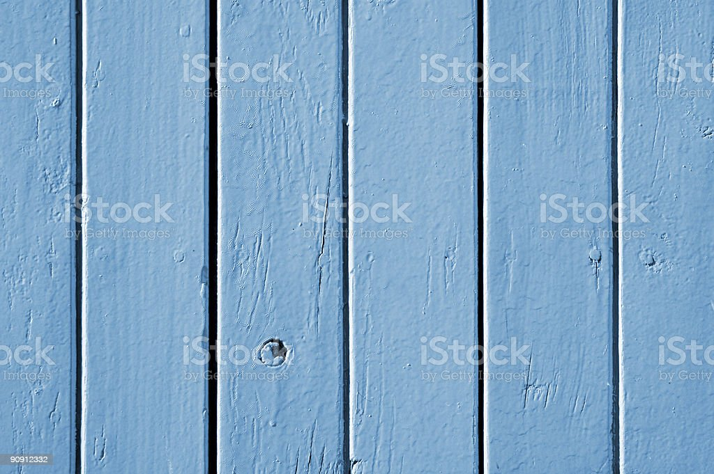 blue wood texture royalty-free stock photo