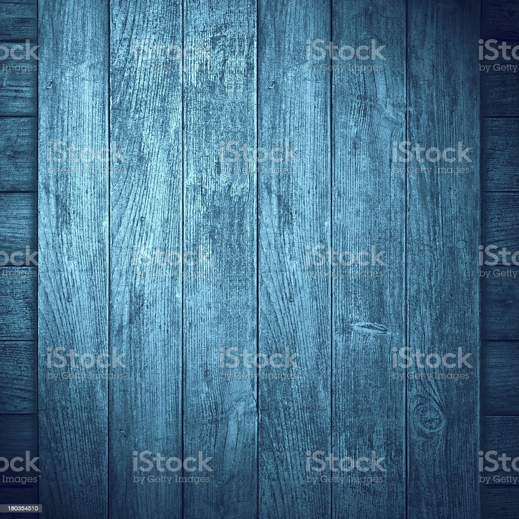 blue wooden background royalty-free stock photo