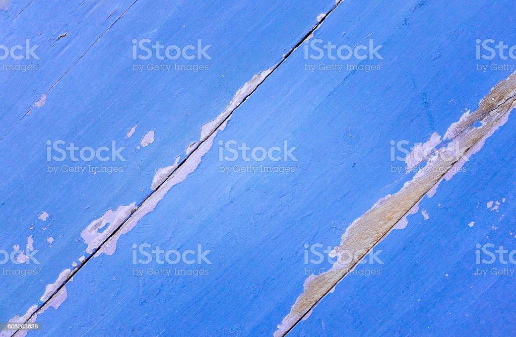 blue wooden vintage stock photo