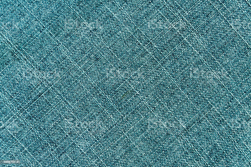 Blue worn jeans cloth texture stock photo