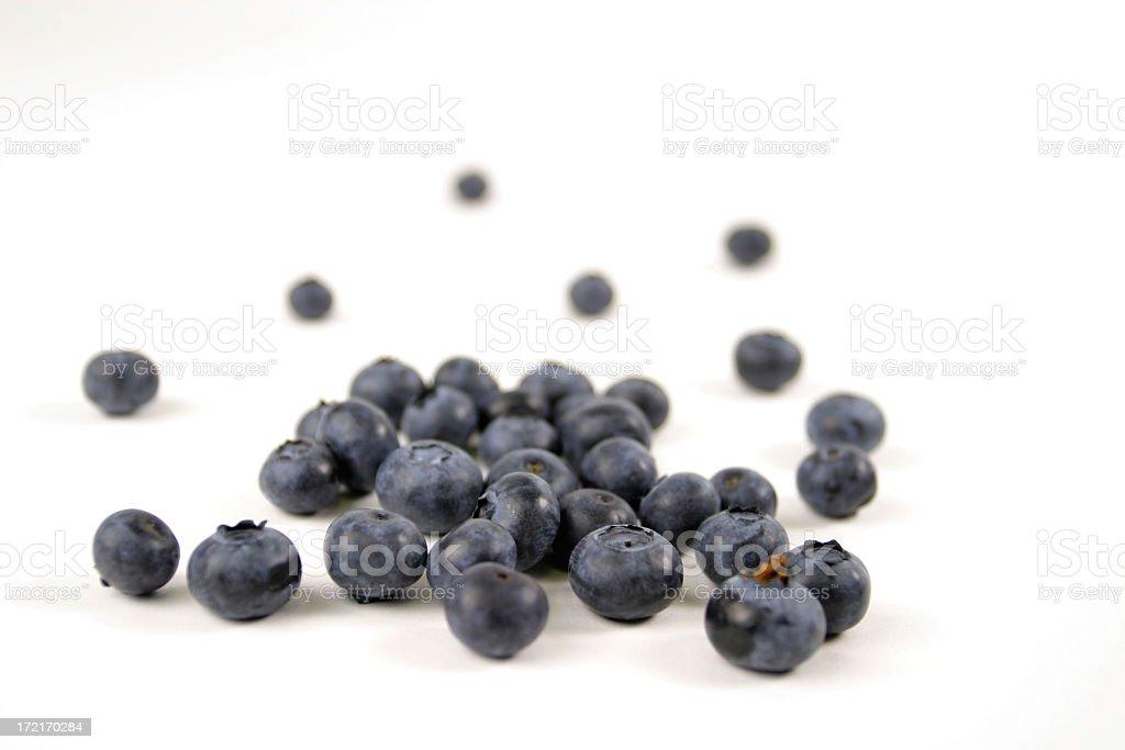 blueberries_04 royalty-free stock photo