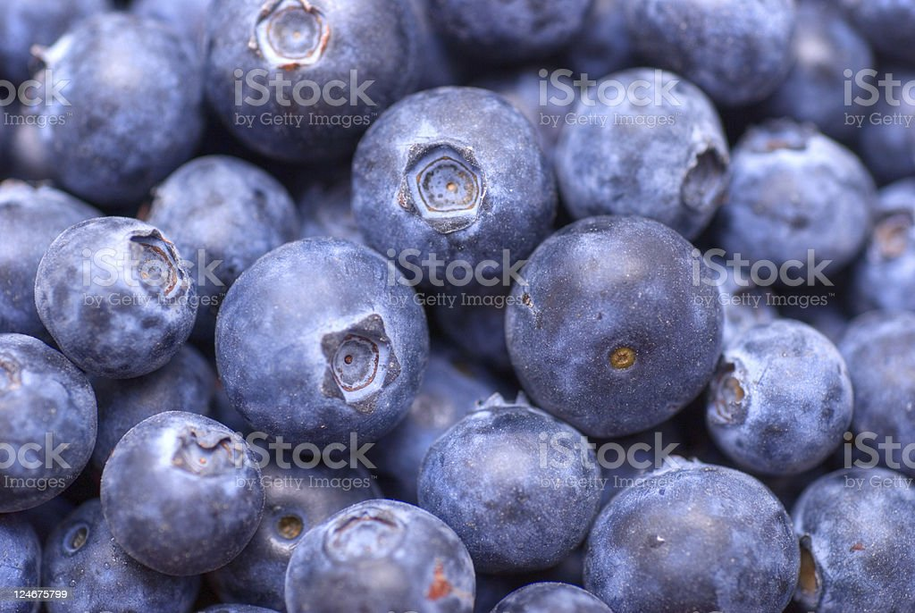 Blueberry background royalty-free stock photo