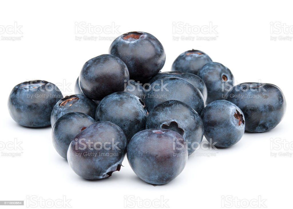 blueberry or bilberry or blackberry or blue whortleberry or huck stock photo