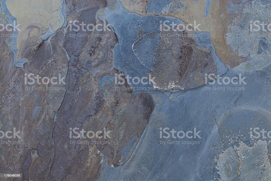Blue/gray slate background stock photo
