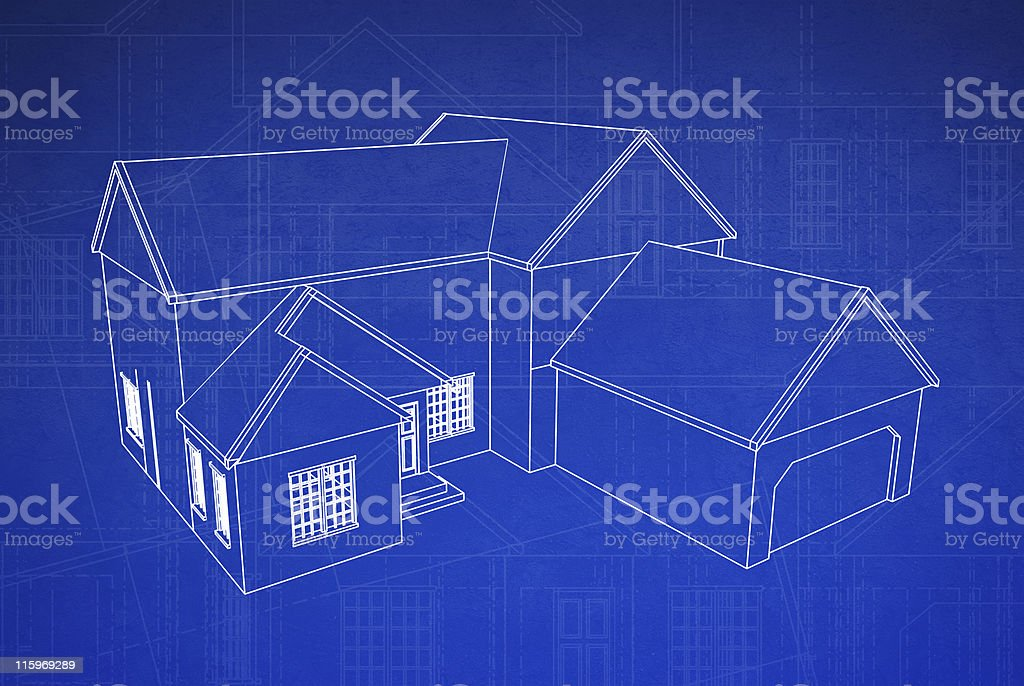 Blueprint For Houses Nice Home Decoration Interior